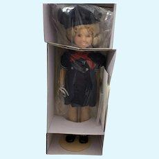 Danbury Mint Shirley Temple Dress up Doll - mint in box