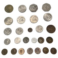 Coins from around the world / Mexico