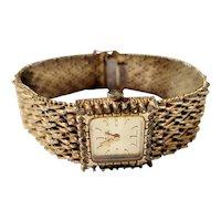 Swiss Made Golden Crown ladies wristwatch