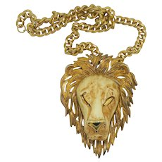 Razza Leo Zodiac Sign Necklace