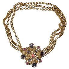 Vintage Jose Barrera for Avon Necklace