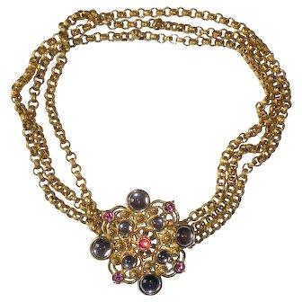 Vintage Jose Barrera for Avon Necklace