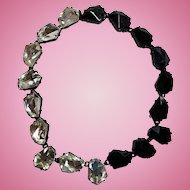 Cruella de Vil Rhinestone Necklace - Kenneth Lane