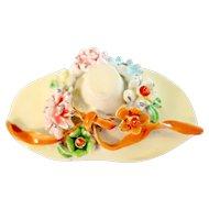 BSK My Fair Lady Flower Hat Pin