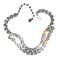 Sparkling Crystal Rhinestone Necklace