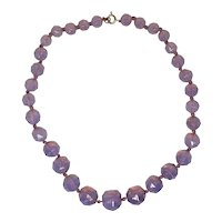 French Opaline Necklace
