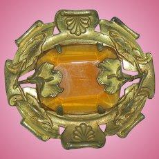 Vintage Sash Pin
