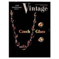 Vintage Fashion and Costume Jewelry Magazine Vol. 15 No 01  - 2005