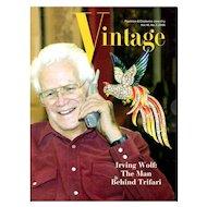 Vintage Fashion and Costume Jewelry Magazine Vol. 16 No 3  - 2006