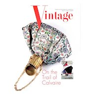 Vintage Fashion and Costume Jewelry Magazine Vol. 17 No 03  - 2007