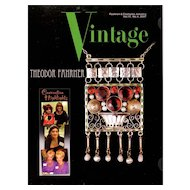 Vintage Fashion and Costume Jewelry Magazine Vol. 17 No 04  - 2007