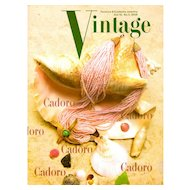 Vintage Fashion and Costume Jewelry Magazine Vol.19 No.3 - 2009