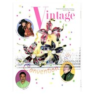 Vintage Fashion and Costume Jewelry Magazine Vol. 19 No 04 - 2009