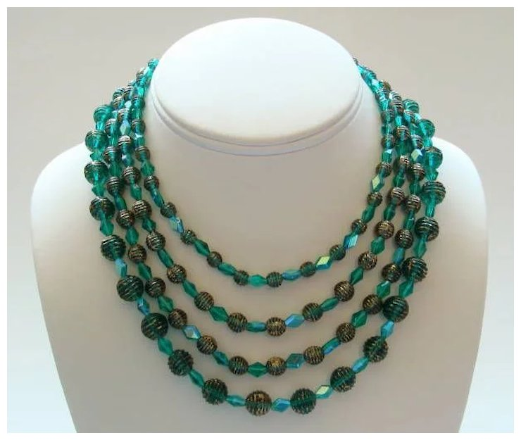 fluorescent suitable tower necklace products jade quantumbitz chain inches bead stone wholesale round green diy