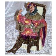 "Royal Doulton ""The Foaming Quart"" 5-5/8"" Figurine HN 2162"
