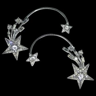 BOUCHER Shooting Star Ear Wrap Earrite Earrings