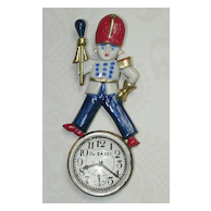 Du BARRY Marching Band Leader Pin