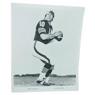 Chicago Bears Original Press Photo 1969 Bobby Douglass NFL Football 8 by 10 BW