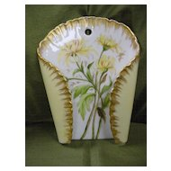 Limoges Letter Holder...Hand Painted
