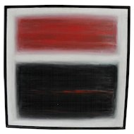 Homage to Mark Rothko modern abstract painting