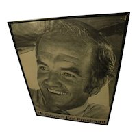 George McGovern for President 1972 poster vintage political memorabilia