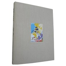 "LEROY NEIMAN (1921-2012) signed and inscribed 1983 book ""Winners"" by the famous American sports artist"