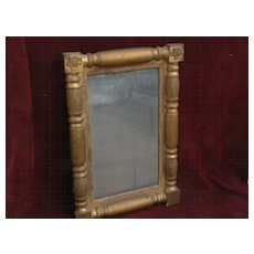 American antique mid 19th century mirror----local buyer only