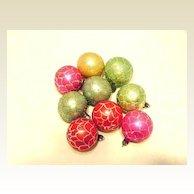 9 Poland Christmas Ornaments