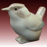 "Delightful Retired Signed Lladro Porcelain Hand Painted Baby Bird by Antonio Ruiz ""Pajarito"""