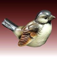 Adorable Goebel W. Germany Porcelain Bird