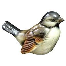 Spring Sale!!! Adorable Goebel W. Germany Porcelain Bird