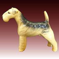 Brilliant & Noble Lakeland Terrier Dog by Beswick of England