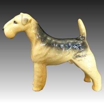 Brilliant & Noble Lakeland Terrier Dog by Beswick of England