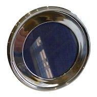 English Sterling Silver Photograph Frame - Birmingham 1920