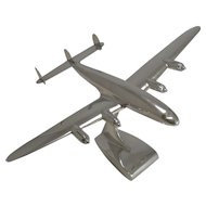Vintage Lockheed Constellation Plane Model c.1950