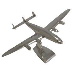Vintage Lockheed Constellation Plane Model c.1950