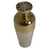 Vintage American Individual Cocktail Shaker by Napier c.1930