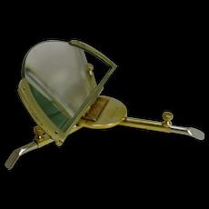 Unusual Folding / Adjustable Magnifying Glass - Webber Patent c.1900