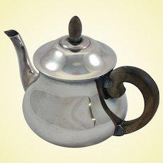 German 835 silver teapot
