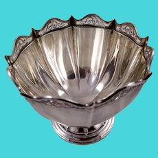 Nice sterling bowl by Roberts & Belk