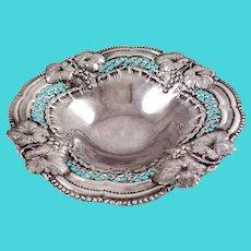 Greek 925 silver bowl