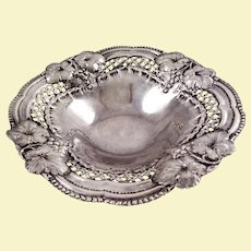 Greek 925 silver bowl