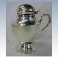 Vintage Classic Silver-Plate Syrup Pitcher RRC