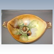 Acorns in a Bowl Very Early Noritake