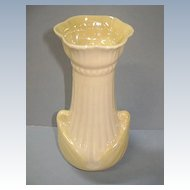 VINTAGE Irish Belleek 6 1/2 Inch Lovely Vase.