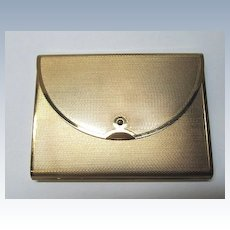VINTAGE Fashion Compact Coty 50's