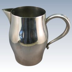 VINTAGE Oneida Silverplated Water Pitcher or Jug