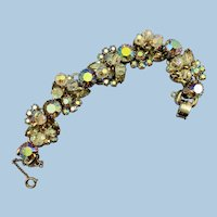 VINTAGE Delizza and Elster Juliana  5 Link Bracelet