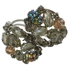 VINTAGE By-Pass Bracelet Large and Old