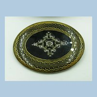 VINTAGE Unmarked French Catherine Popesco Brooch